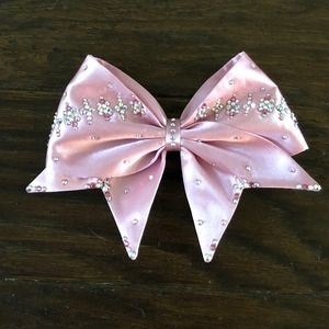 Other - Pink Cheer Bow